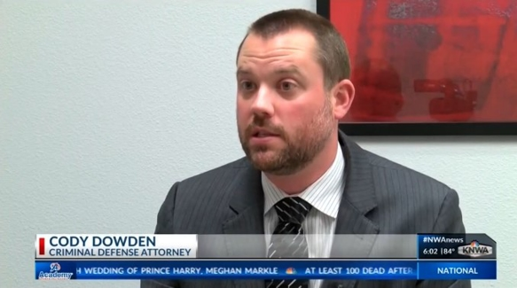 Attorney Dowden on the news